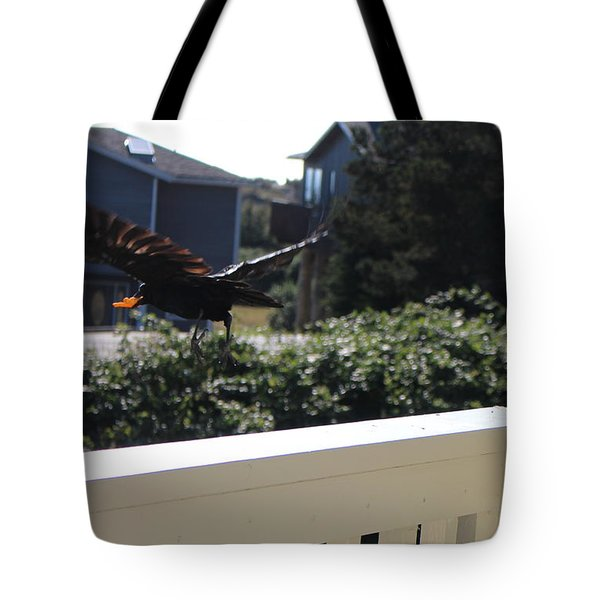 Tote Bag featuring the photograph Cheeto Bandido by Marie Neder