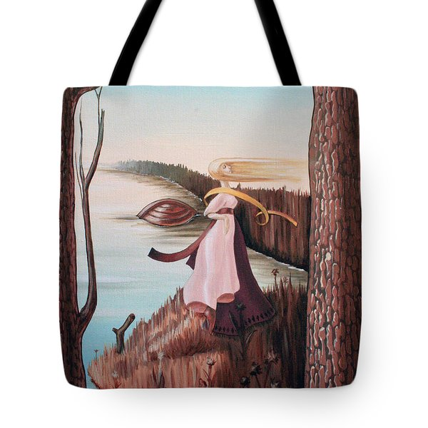 Chekhov Tote Bag by Victor Molev