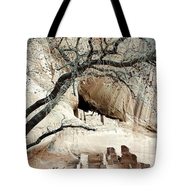 Chelly Framed Tote Bag
