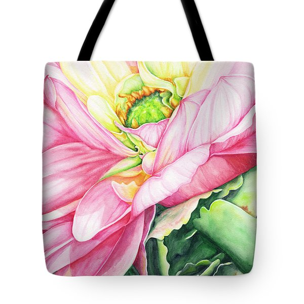 Chelsea's Bouquet 2 Tote Bag