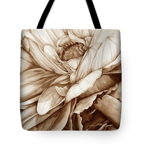 Chelsea's Bouquet 2 - Neutral Tote Bag