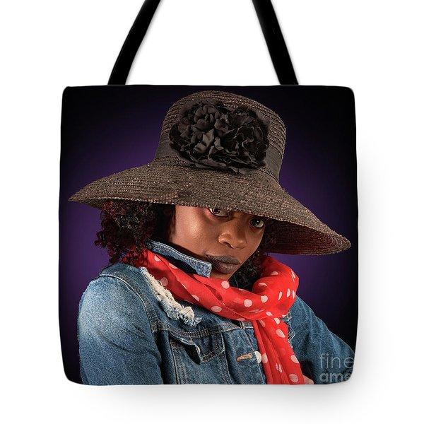 The Colour Purple Tote Bag