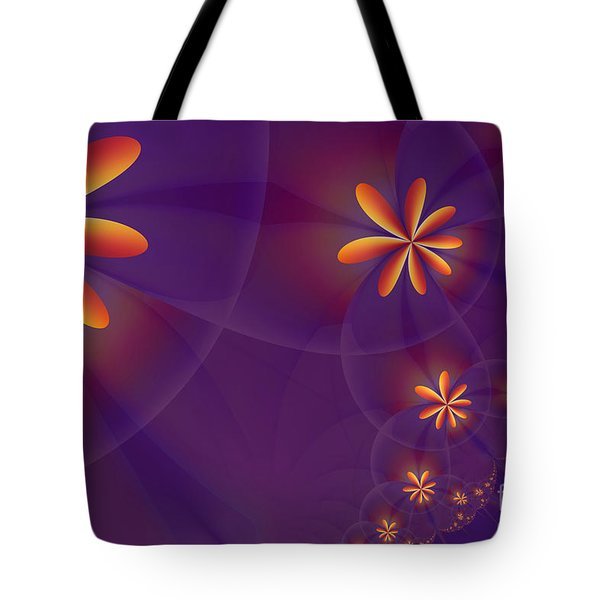 Cheri Anna Tote Bag by Lori Grimmett