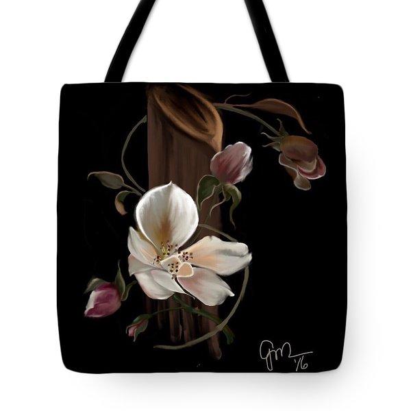 Cherokee Rose Tote Bag