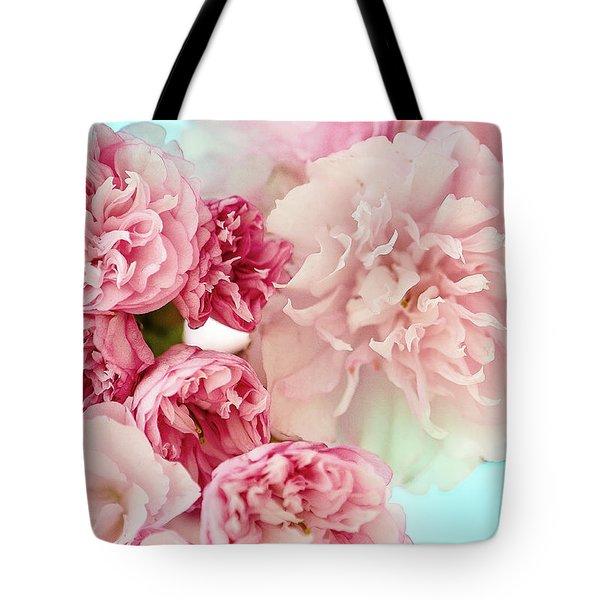 Kwanzan Cherry Tote Bag