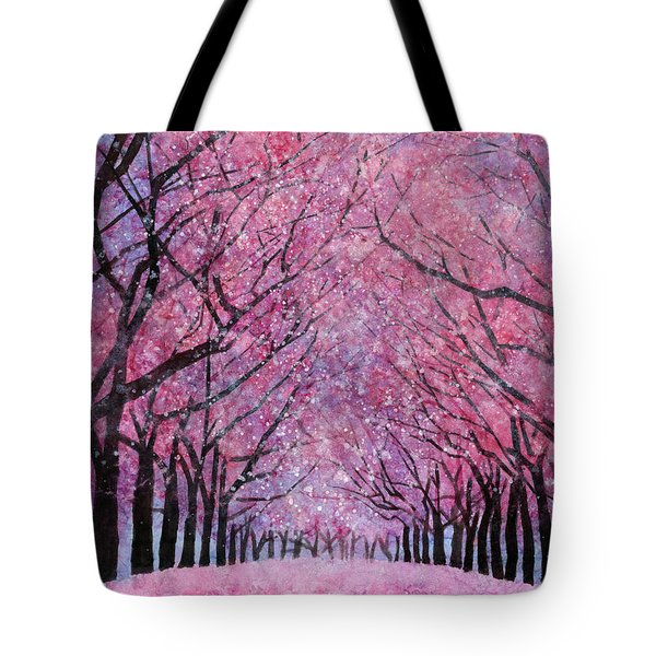 Cherry Blast Tote Bag