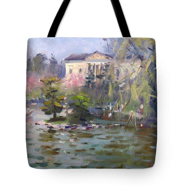 Cherry Blossom Festival Buffalo Tote Bag