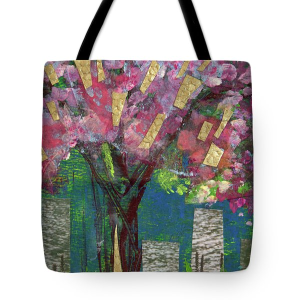 Cherry Blossom Too Tote Bag