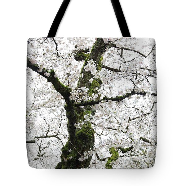 Cherry Blossoms 119 Tote Bag