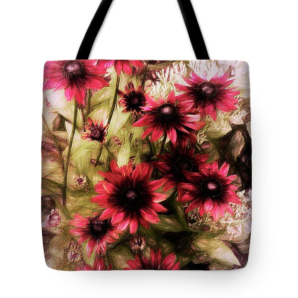Cherry Brandy Tote Bag