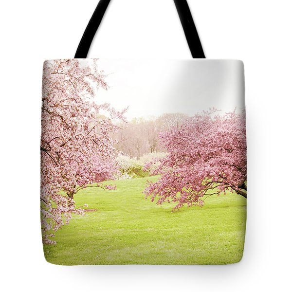 Tote Bag featuring the photograph Cherry Confection by Jessica Jenney