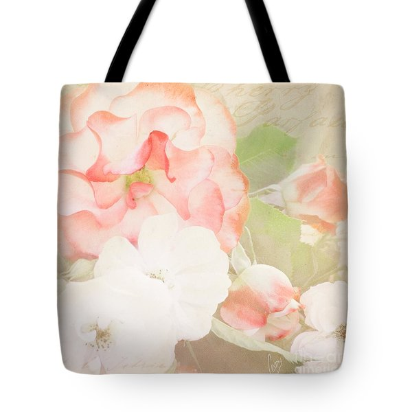 Cherry Parfait Tote Bag by Cindy Garber Iverson