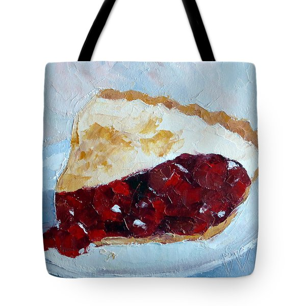 Cherry Pi Tote Bag