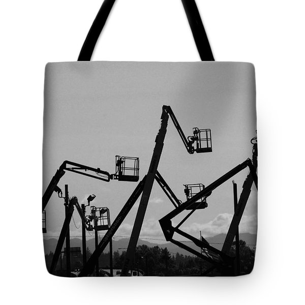 Cherry Pickers Tote Bag