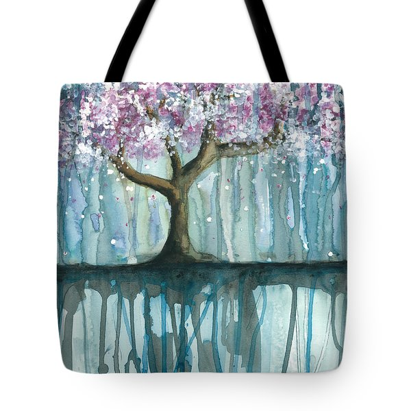 Fruit Tree #2 Tote Bag by Rebecca Childs