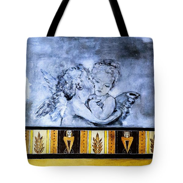 Cherub Friendship Tote Bag