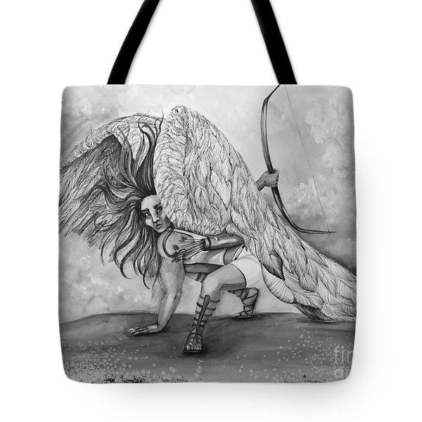 Cherubim Digital Edit Tote Bag