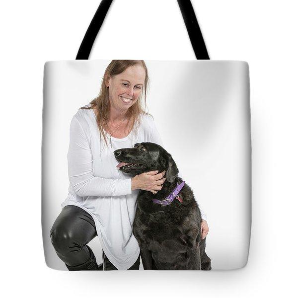 Cheryl 03 Tote Bag by M K  Miller