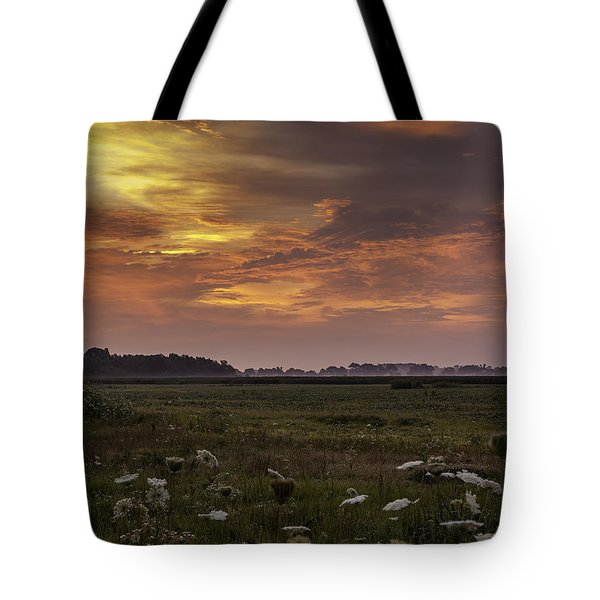 Chesapeake Sunrise II Tote Bag
