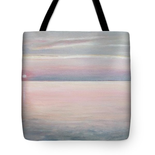 Chesapeake Sunset Tote Bag