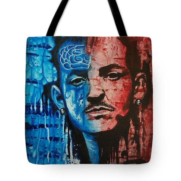 Heavy Thoughts Tote Bag