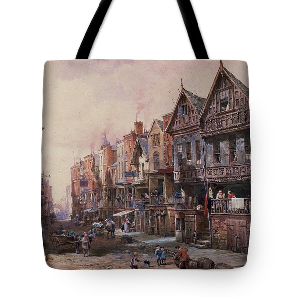 Chester Tote Bag by Louise J Rayner