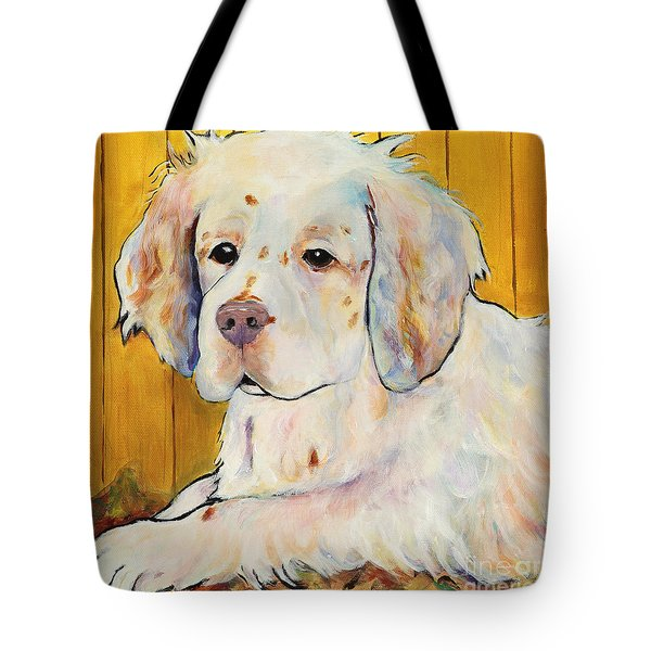 Chester Tote Bag by Pat Saunders-White
