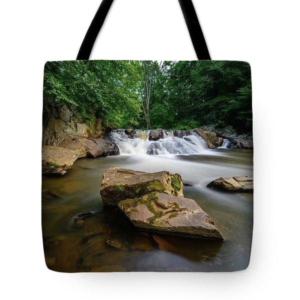 Chestnut Creek Falls  Tote Bag