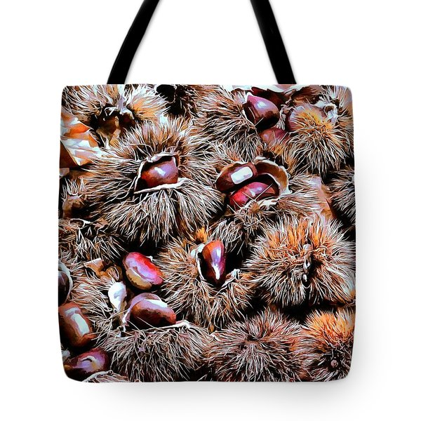 Chestnut Overload Tote Bag