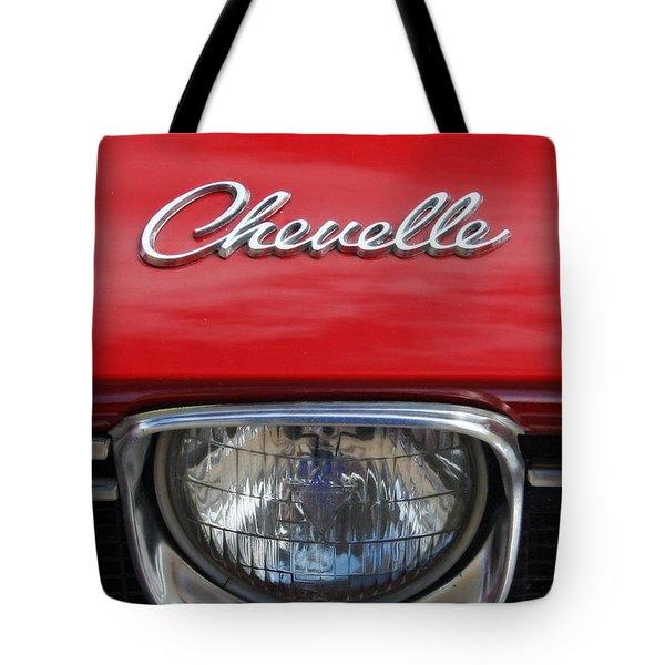 Chevelle Tote Bag