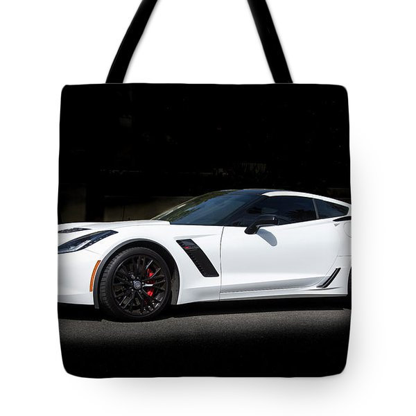 Chevrolet Corvette Z06 - 2017  Tote Bag