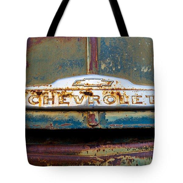 Chevrolet Tote Bag