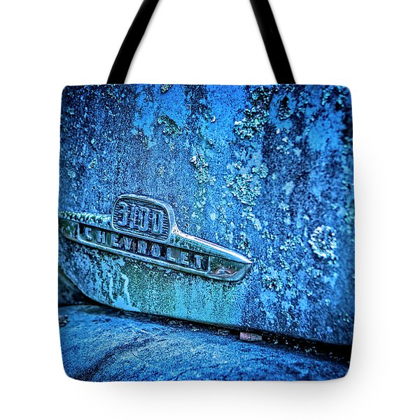 Chevy 3100 Tote Bag