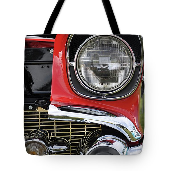 Chevy Bel Air Tote Bag by Glenn Gordon