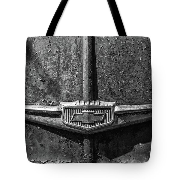 Chevy Emblem-4240 Tote Bag