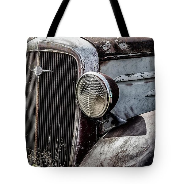 Chevy Grill IIi Tote Bag