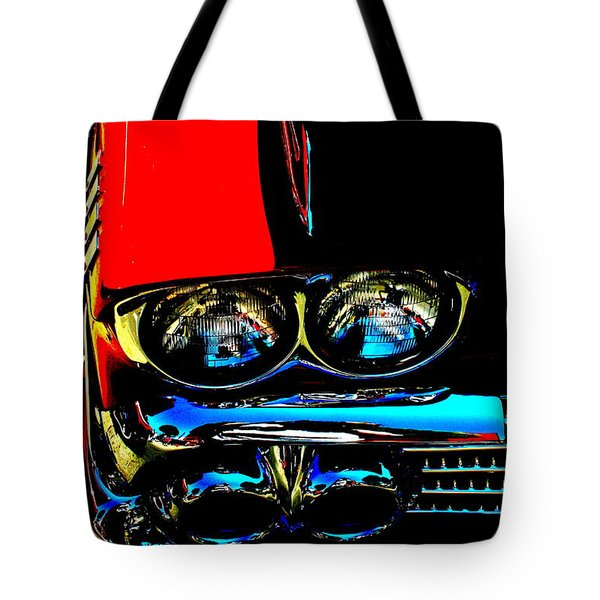 Chevy Tote Bag by Gwyn Newcombe