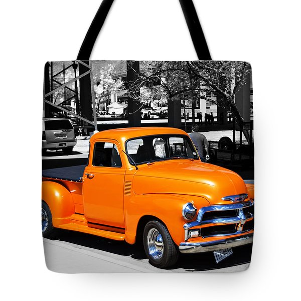 Chevy Pick Up  Tote Bag