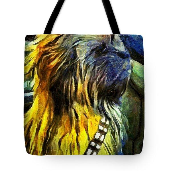 Chewbacca Dog - Pa Tote Bag