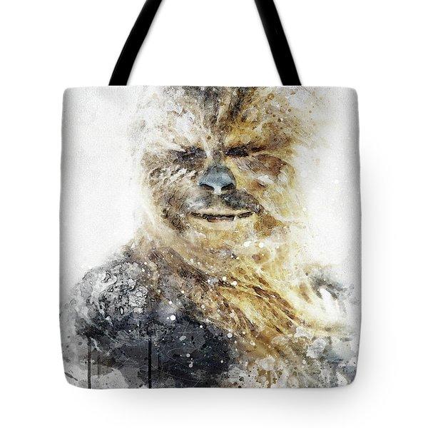 Chewbacca - Star Wars Tote Bag
