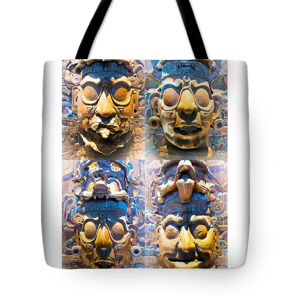 Chiapas Elders Tote Bag