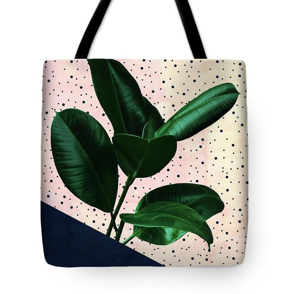 Chic Jungle Tote Bag