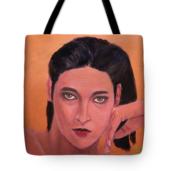 Chic Look Tote Bag