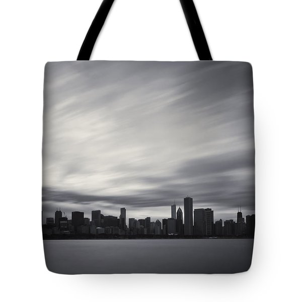 Chicago Tote Bag by Adam Romanowicz