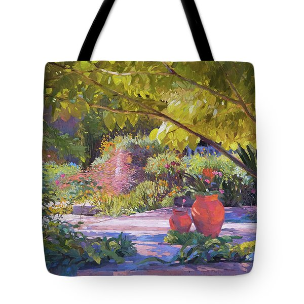Chicago Botanic Garden Tote Bag