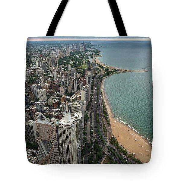 Chicago Coast Tote Bag