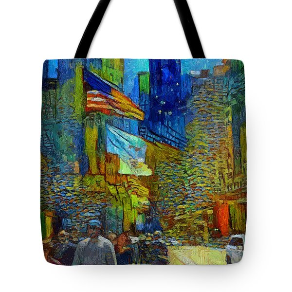 Chicago Colors 2 Tote Bag