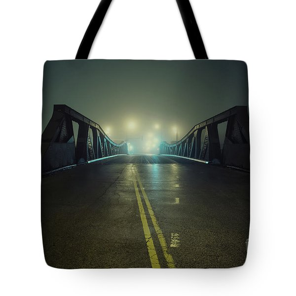 Chicago Fog Tote Bag