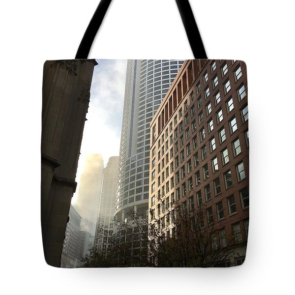 Chicago Light 2 Tote Bag