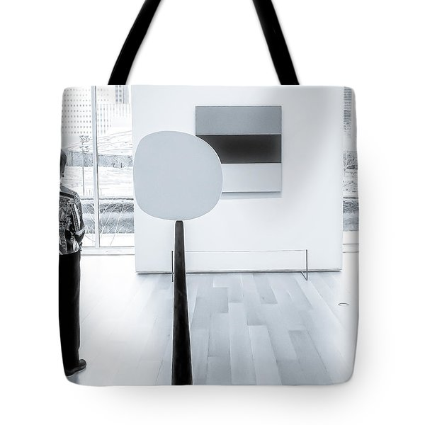 Chicago Mca 2014 Tote Bag